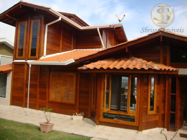 Casa residencial à venda, Condomínio Campos de Santo Antonio, Itu - CA0294.
