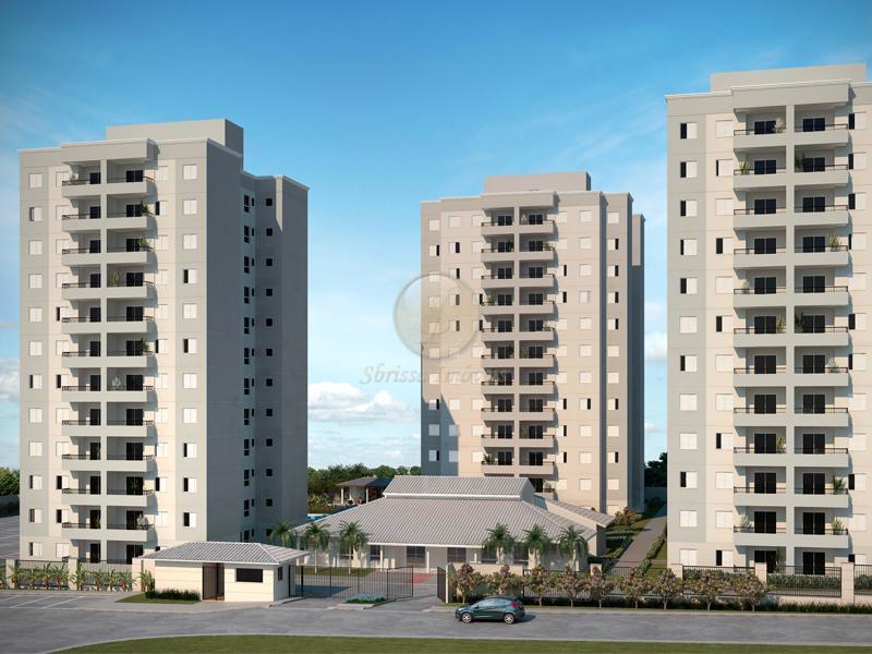 Apartamento residencial à venda, Edifício Torres de Itu, Itu - AP0015.