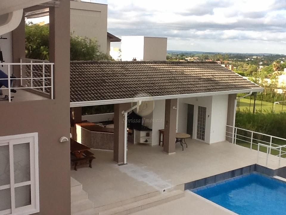 Casa residencial à venda, Condomínio Fazenda Vila Real, Itu - CA0088.