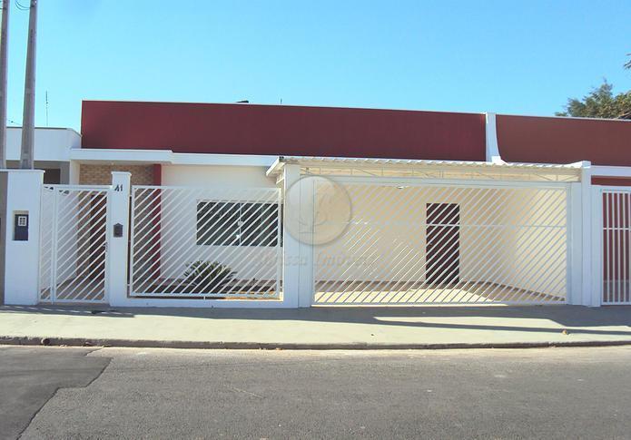 Casa residencial à venda, Jardim Rancho Grande, Itu - CA0007.