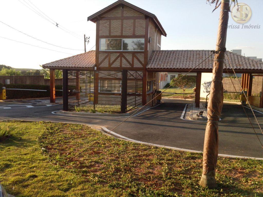 Terreno residencial à venda, Altos da Bela Vista, Indaiatuba - TE0165.