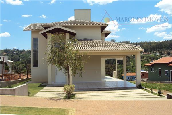 Sobrado Residencial à venda, Condomínio Reserva dos Vinhedos, Louveira - SO0142.