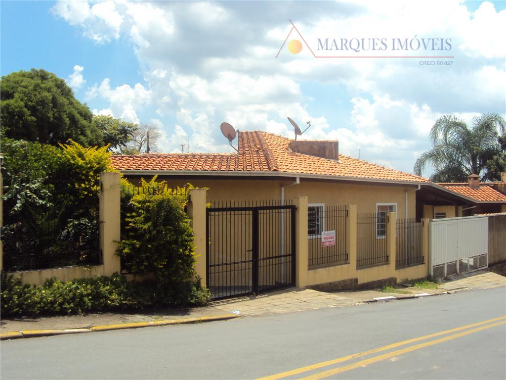 Casa residencial à venda, Vila Pasti, Louveira - CA0839.