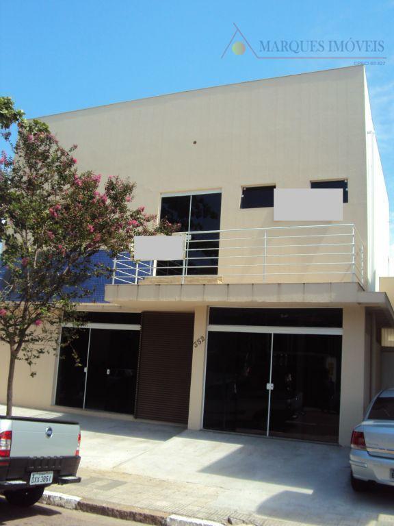 Salão Comercial para locação, Centro, Vinhedo - SL0025.