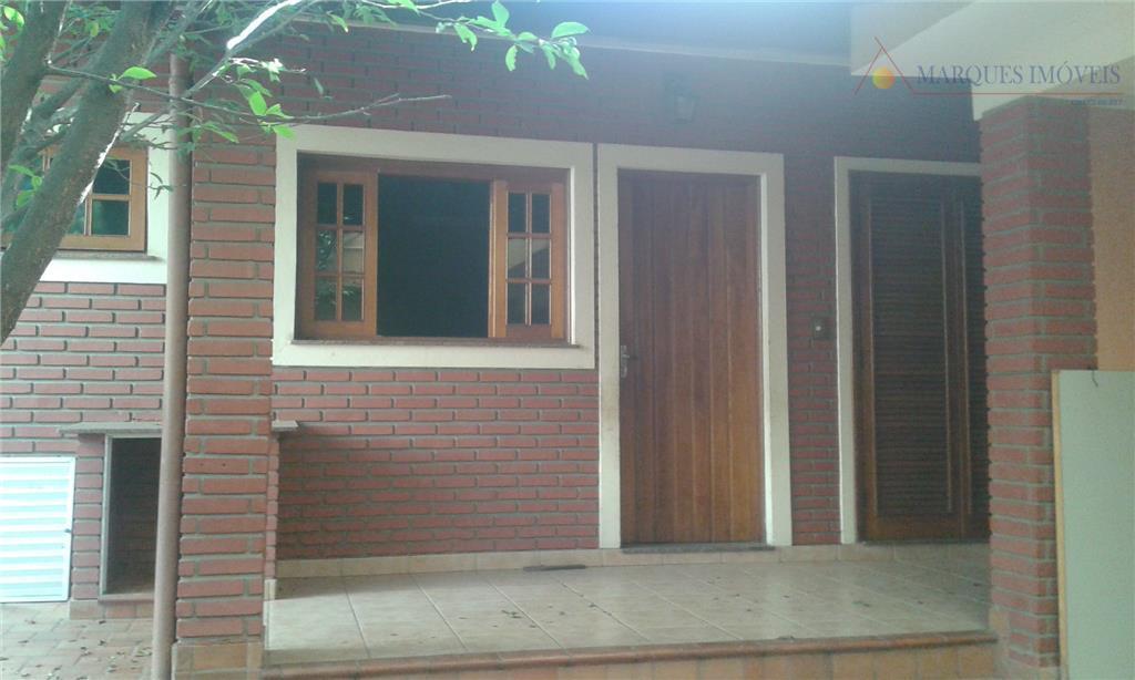 Casa residencial para locação, Santo Antônio, Louveira.