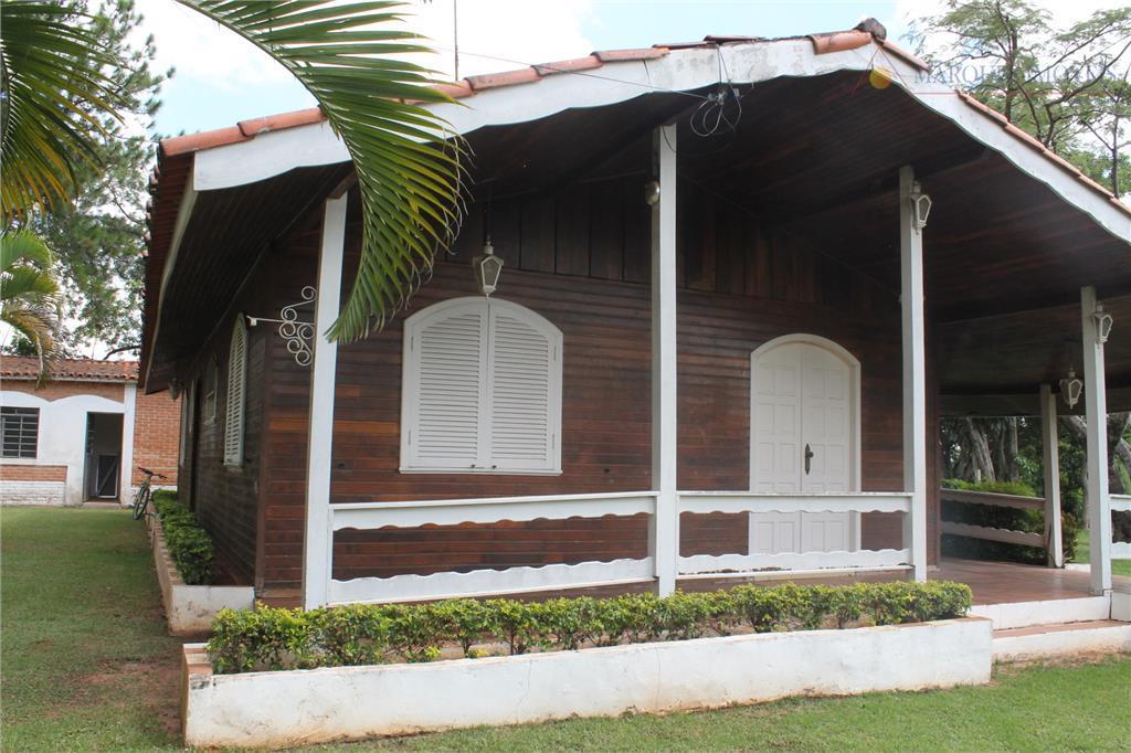 Casa Residencial à venda, Condomínio Estância Marambaia, Vinhedo - CA0684.