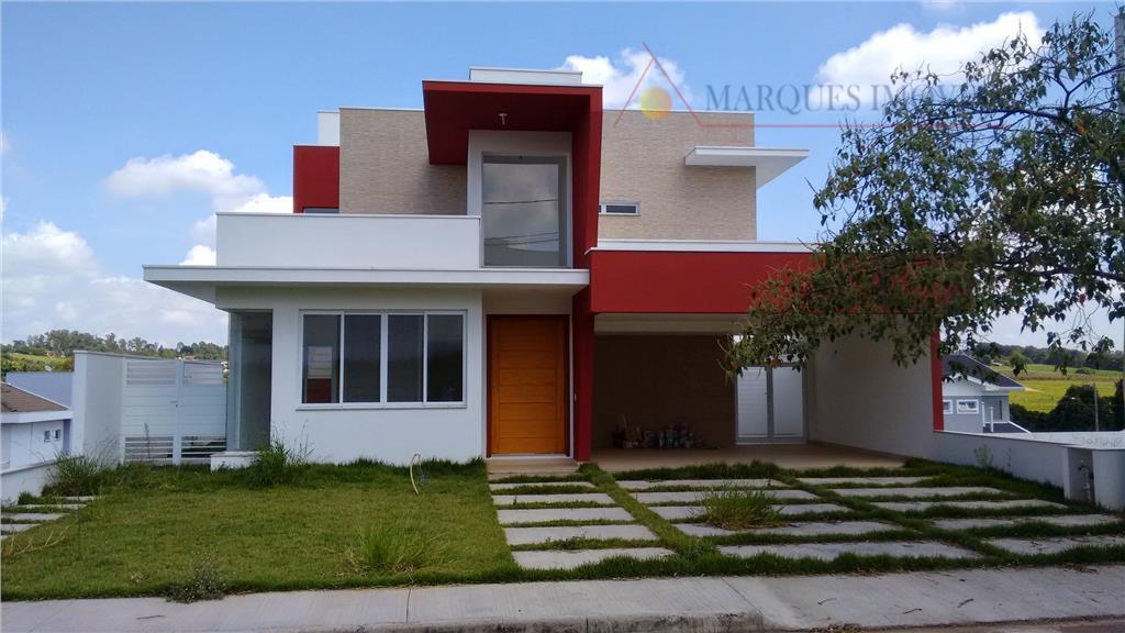Casa residencial à venda, Condomínio Terra Magna, Indaiatuba - CA3949.