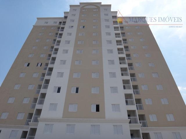 Apartamento residencial à venda, Jardim Nova Era, Salto - AP3332.