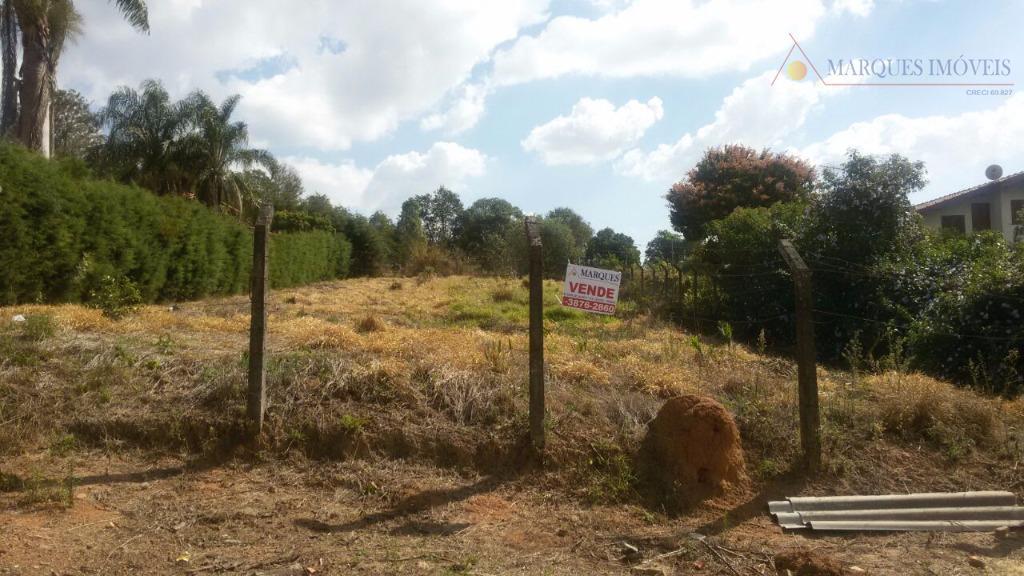 Terreno residencial à venda, Residencial Recanto dos Canjaranas, Vinhedo.