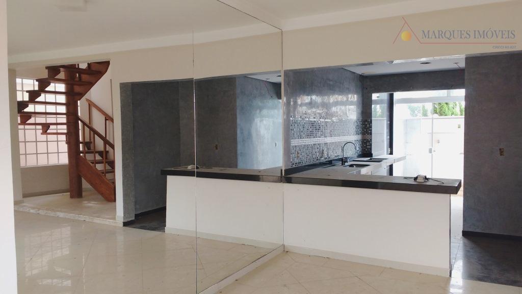 Sobrado residencial à venda, Vila Avaí, Indaiatuba - SO2711.