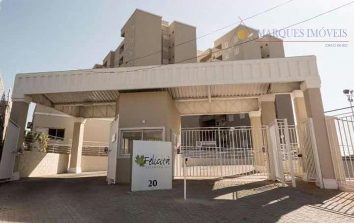Apartamento residencial para venda e locação, Jardim Bandeirantes, Louveira.