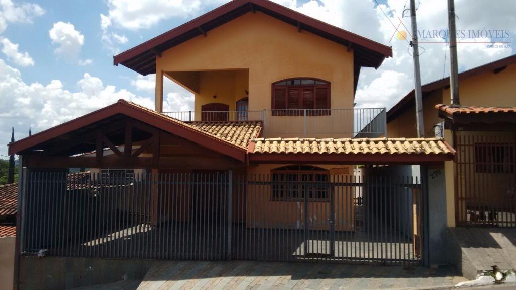 Casa residencial à venda, Santo Antônio, Louveira.