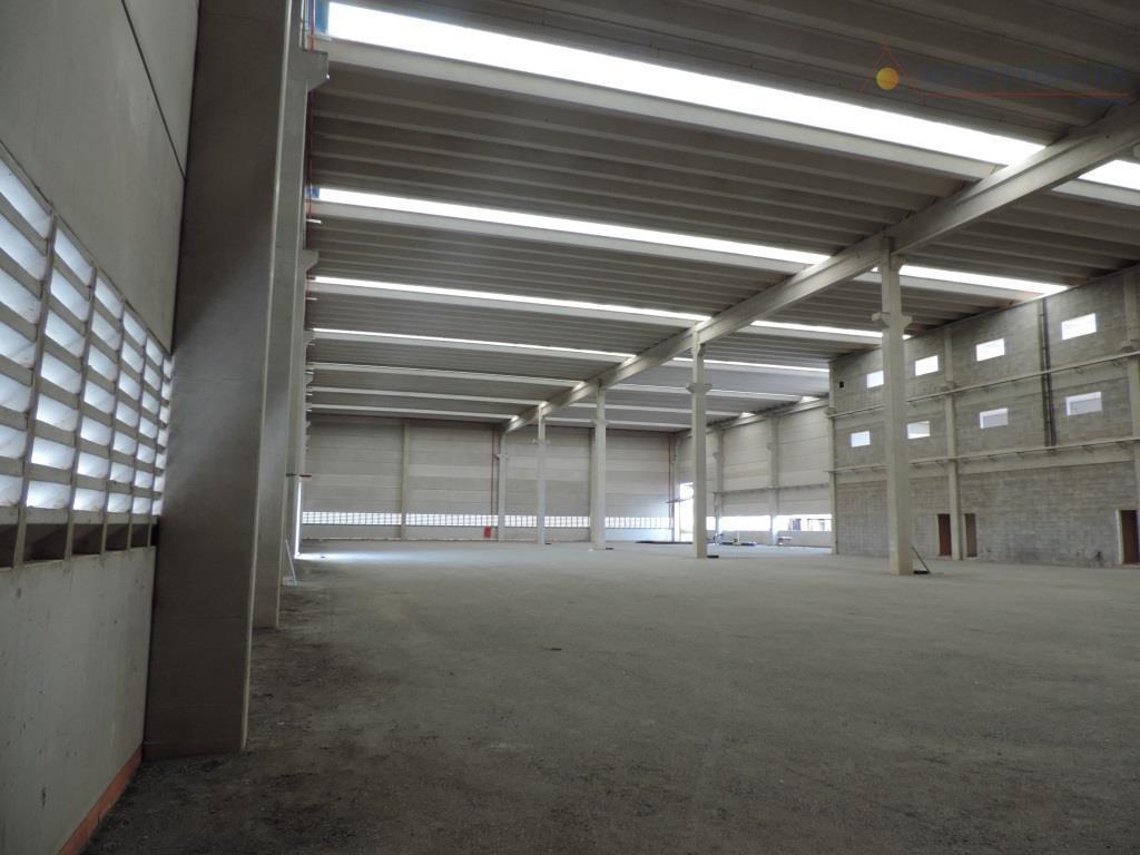 Galpão industrial para locação, Centro Empresarial de Indaiatuba, Indaiatuba - GA0781.