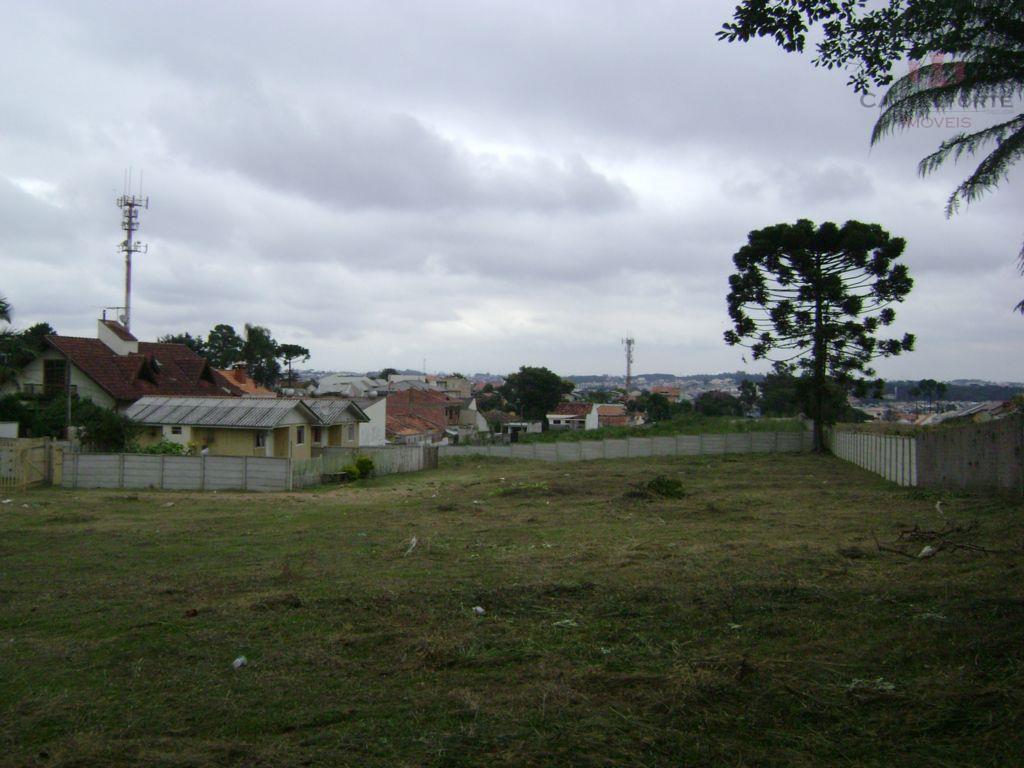 Terreno residencial à venda, Xaxim, Curitiba.