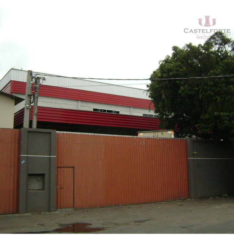 Barracão comercial à venda, Alto Boqueirão, Curitiba.