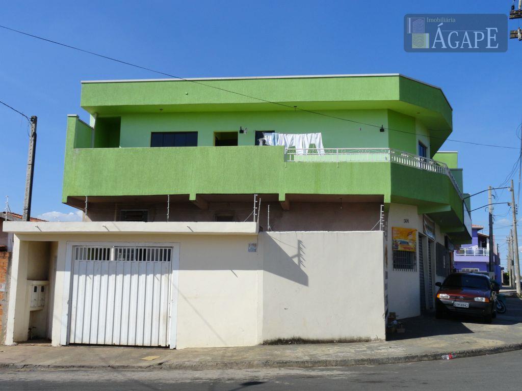 Sobrado  comercial à venda, Jardim Bela Vista II, Artur Nogueira.