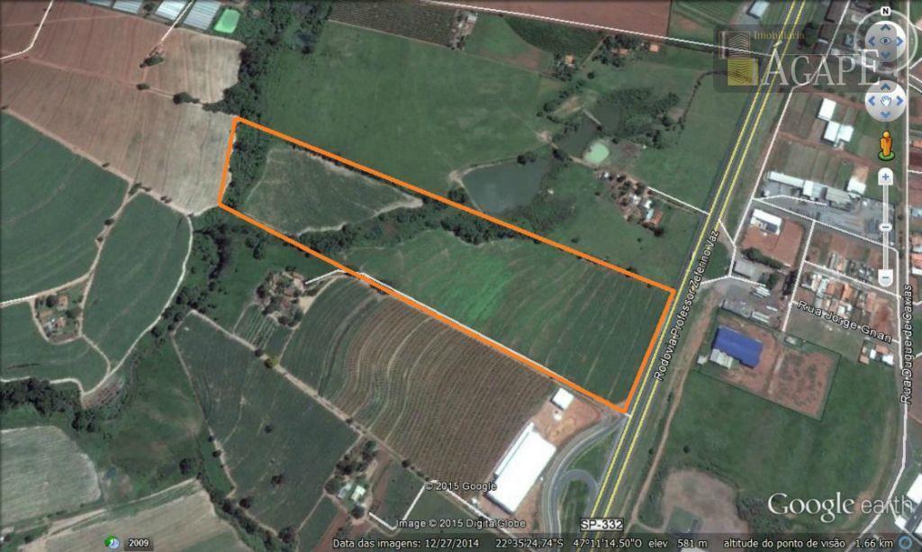 Área industrial à venda, Zona Rural, Artur Nogueira - AR0003.