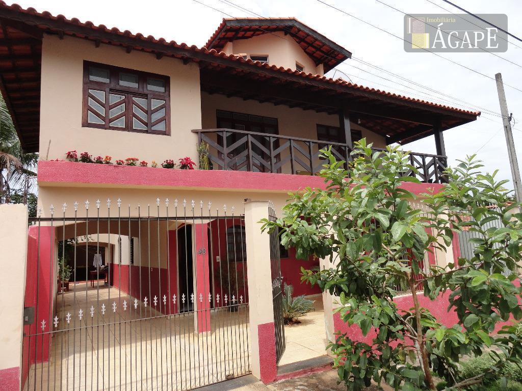 Sobrado  residencial à venda, Bela Vista II, Artur Nogueira.