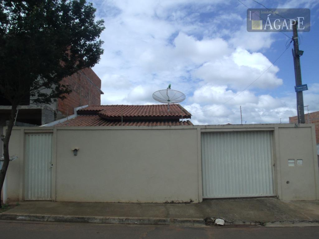 Casa  residencial à venda, Parque dos Ipês, Artur Nogueira.