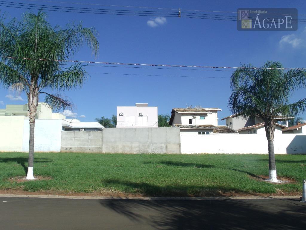 Terreno residencial à venda, Condomínio San Marino, Artur Nogueira.