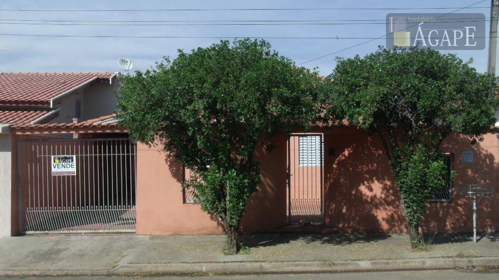Casa residencial à venda, Jardim Leonor, Artur Nogueira - Disponível para financiamento