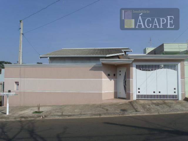 Casa residencial à venda, Jardim Decolores, Artur Nogueira - CA0556.