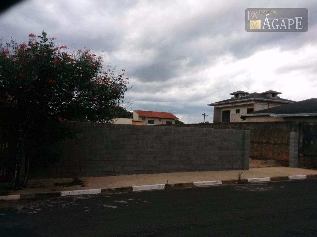 Terreno residencial à venda, Jardim Resek, Artur Nogueira.