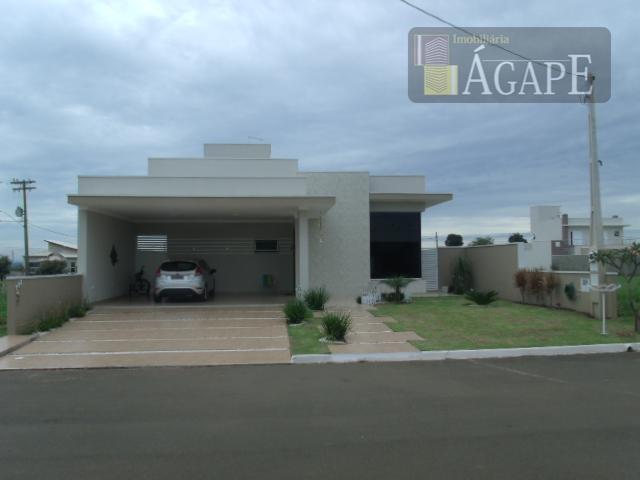 Casa residencial à venda, Portal dos Manacás, Artur Nogueira.