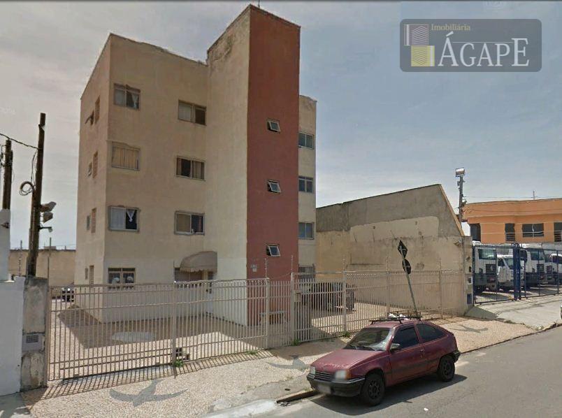 Apartamento residencial à venda, Jardim Campos Elíseos, Campinas.