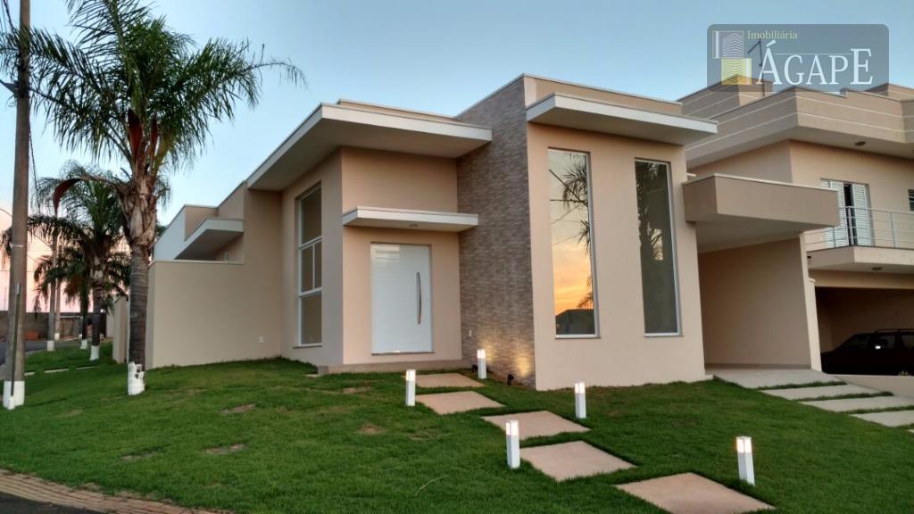 Casa residencial à venda, Condomínio San Marino, Artur Nogueira.
