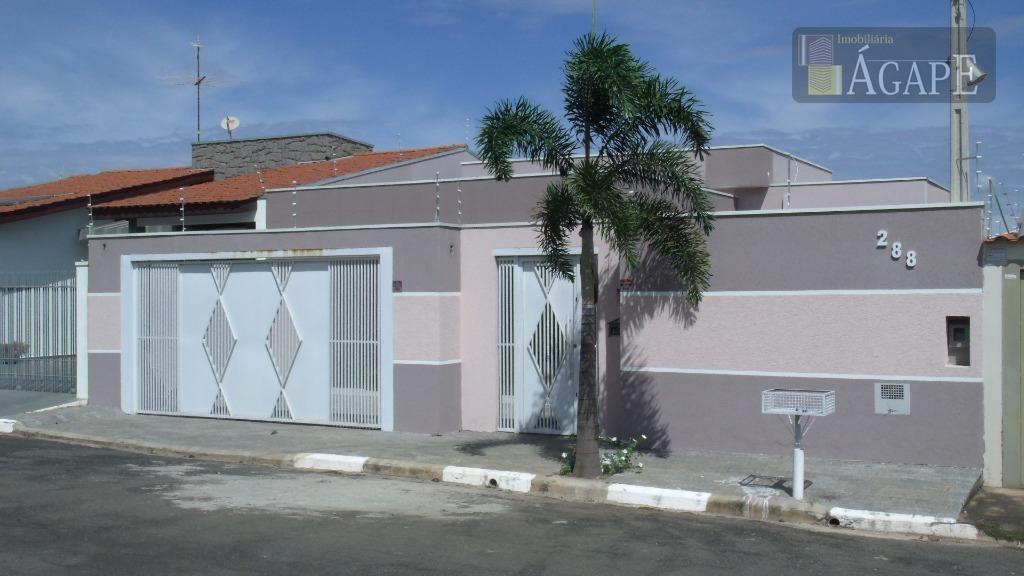 Casa residencial à venda, Jardim Resek, Artur Nogueira.