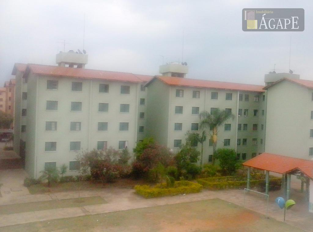 Apartamento residencial à venda, Vila San Martin, Campinas.