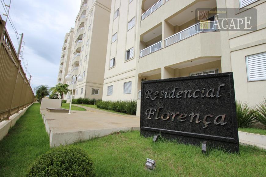 Apartamento Residencial Florença, Jardim America, Paulínia - Aceita financiamento