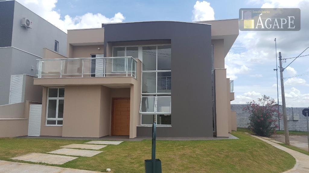 Sobrado residencial à venda, Residencial Alto de Itaici, Indaiatuba.