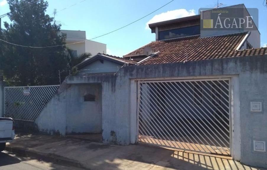 Sobrado residencial à venda, Jardim Arrivabene, Artur Nogueira.