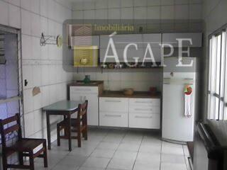 Sobrado residencial para venda, Centro, São Vicente - SO0018.