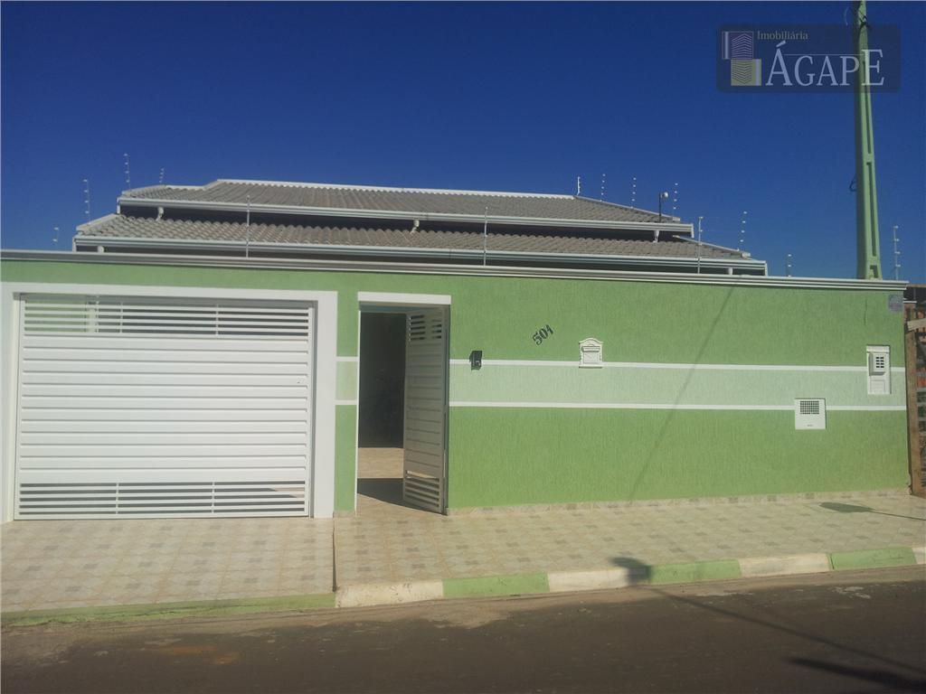 Casa  residencial à venda, Parque Das Flores, Artur Nogueira.