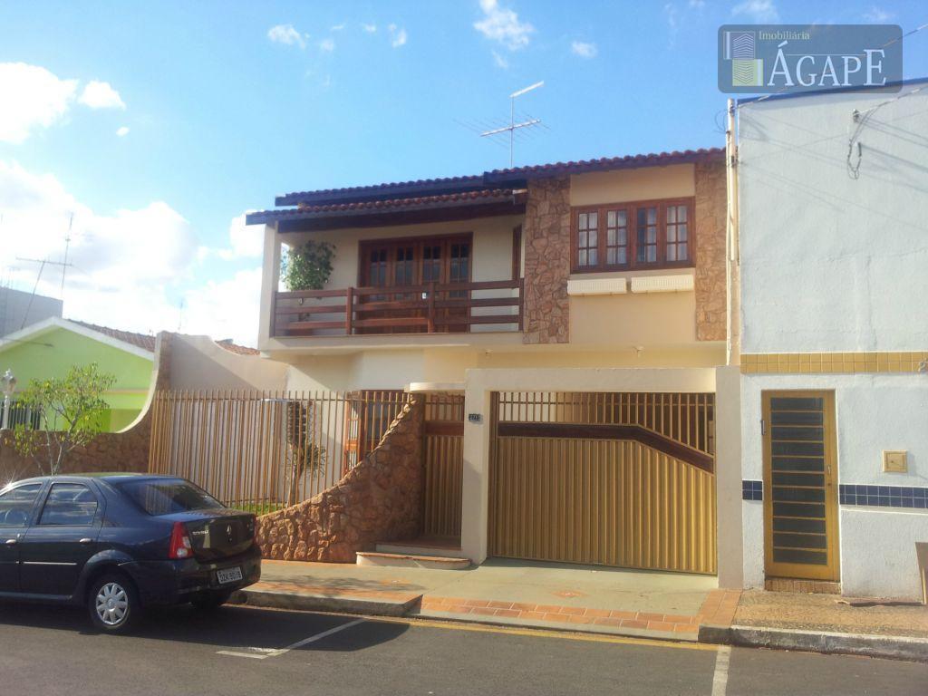 Sobrado  residencial à venda, Centro, Artur Nogueira.