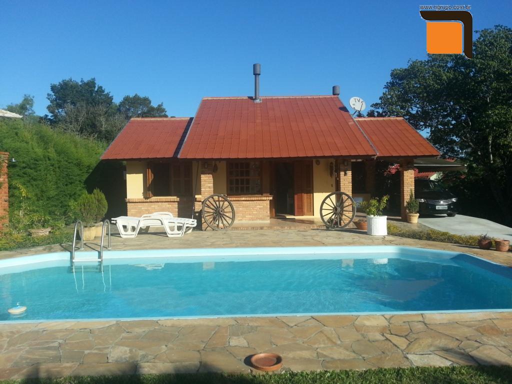 Casa residencial à venda, Paragem dos Verdes Campos, Gravataí - CA0862.