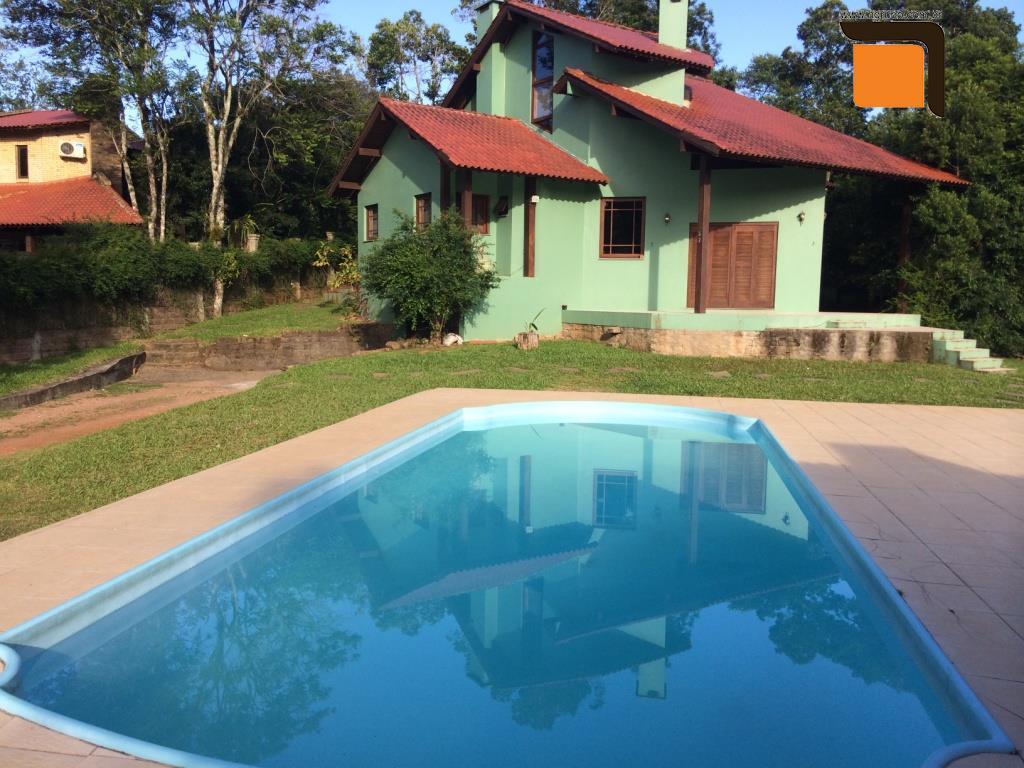 Casa residencial à venda, Paragem dos Verdes Campos, Gravataí - CA1032.