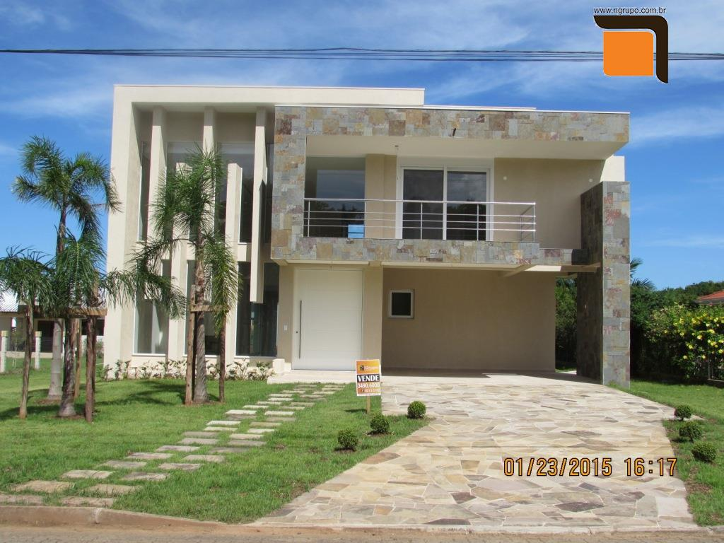 Casa residencial à venda, Paragem dos Verdes Campos, Gravataí - CA1038.