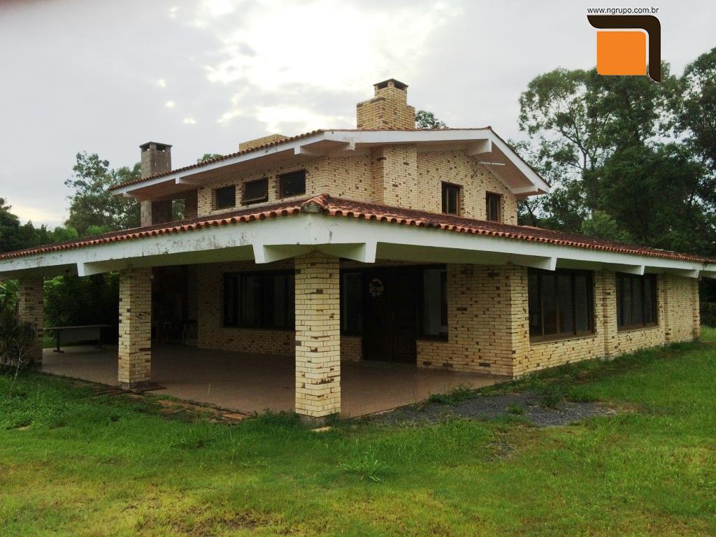 Casa residencial à venda, Paragem dos Verdes Campos, Gravataí - CA1053.