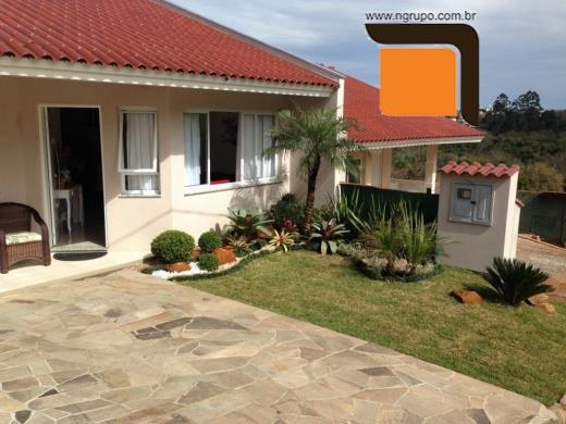 Casa residencial para venda e locação, Villa Lucchesi, Gravataí - CA1082.
