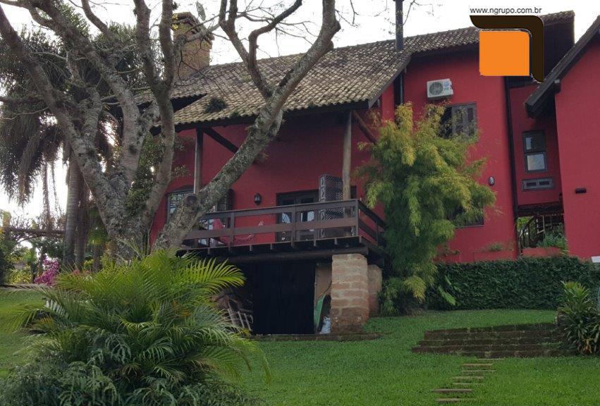 Casa residencial à venda, Paragem dos Verdes Campos, Gravataí - CA1226.