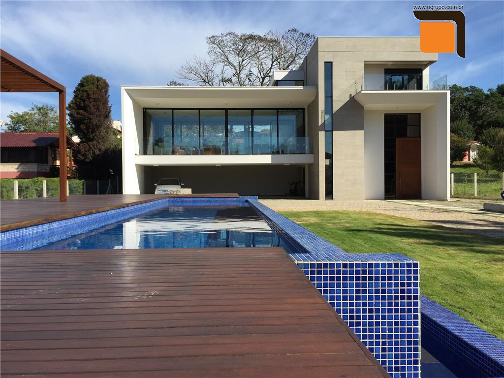 Casa residencial à venda, Paragem dos Verdes Campos, Gravataí - CA1196.