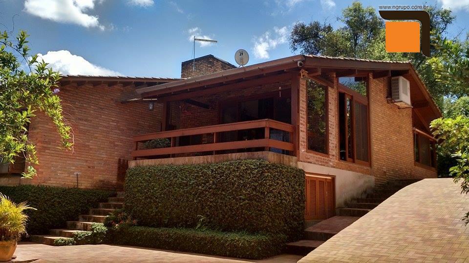 Casa residencial à venda, Paragem dos Verdes Campos, Gravataí - CA1268.