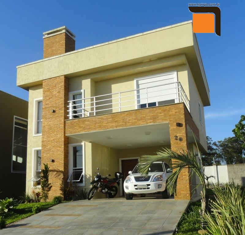 Casa residencial para venda e locação, Alphaville, Gravataí - CA1276.