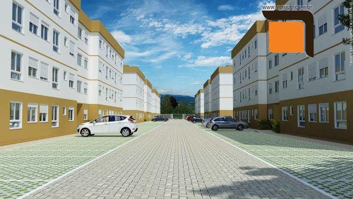 Apartamento residencial à venda, Parque dos Anjos, Gravataí - AP0720.
