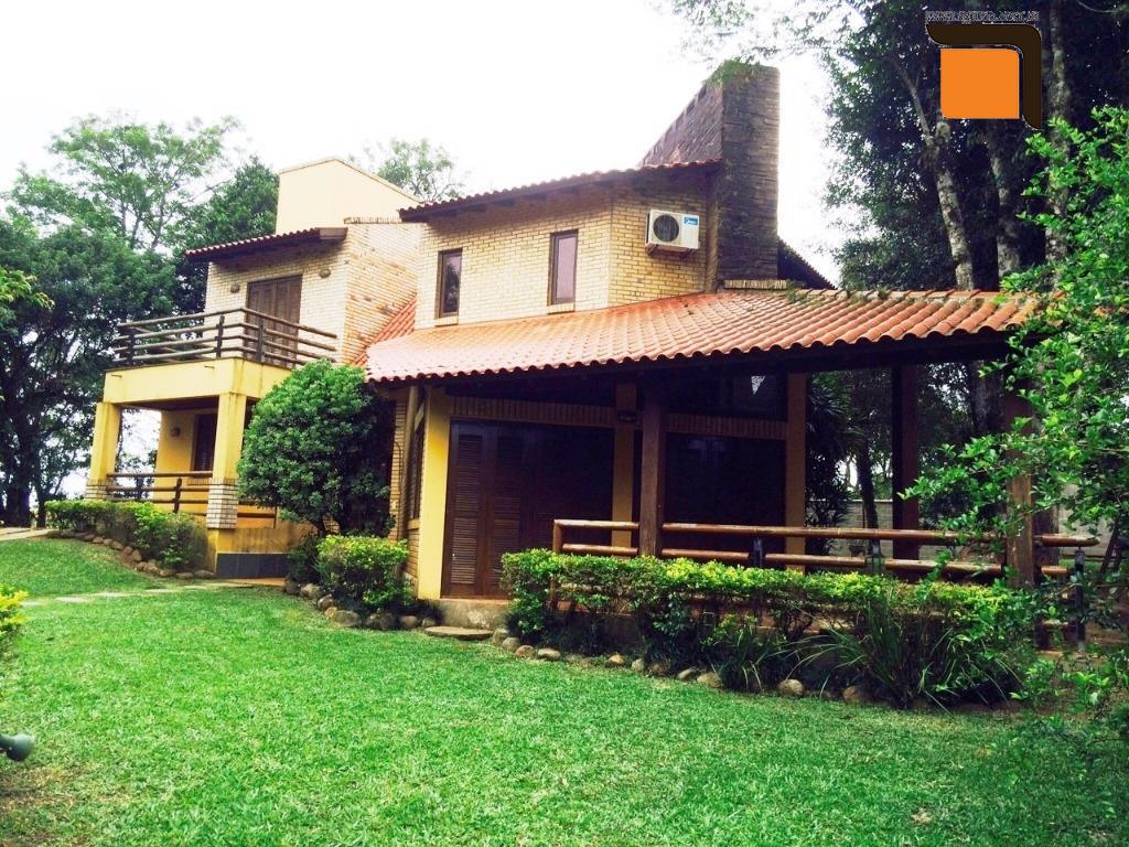Casa residencial para venda e locação, Paragem dos Verdes Campos, Gravataí - CA1310.