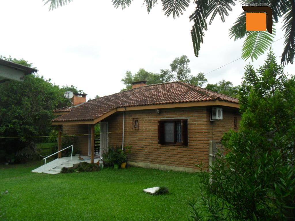 Casa residencial à venda, Vila Cledi, Gravataí - CA1356.